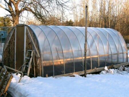 Nova Scotia Greenhouse