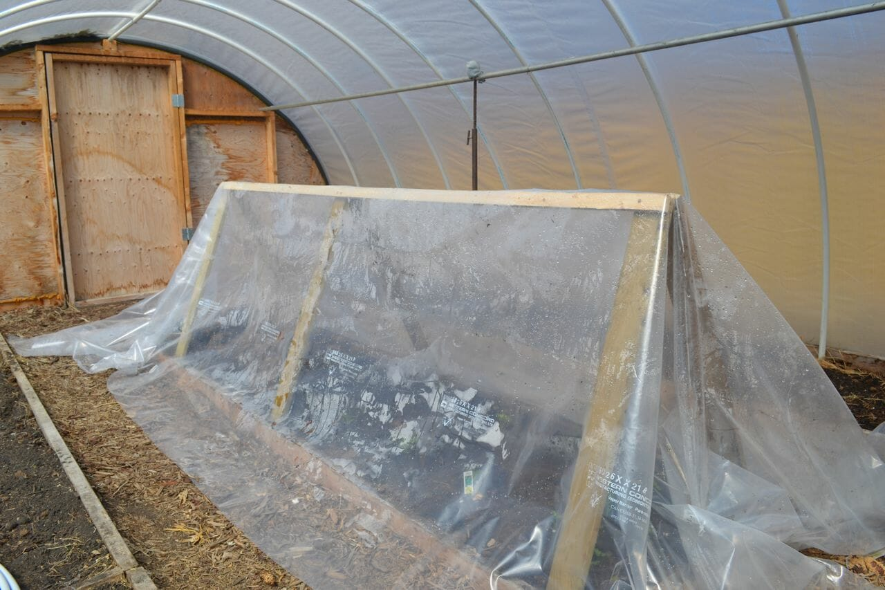 A new inexpensive greenhouse within a greenhouse solution for List of materials needed to build a house
