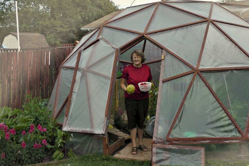 geodome greenhouse - Dome Greenhouse Designs