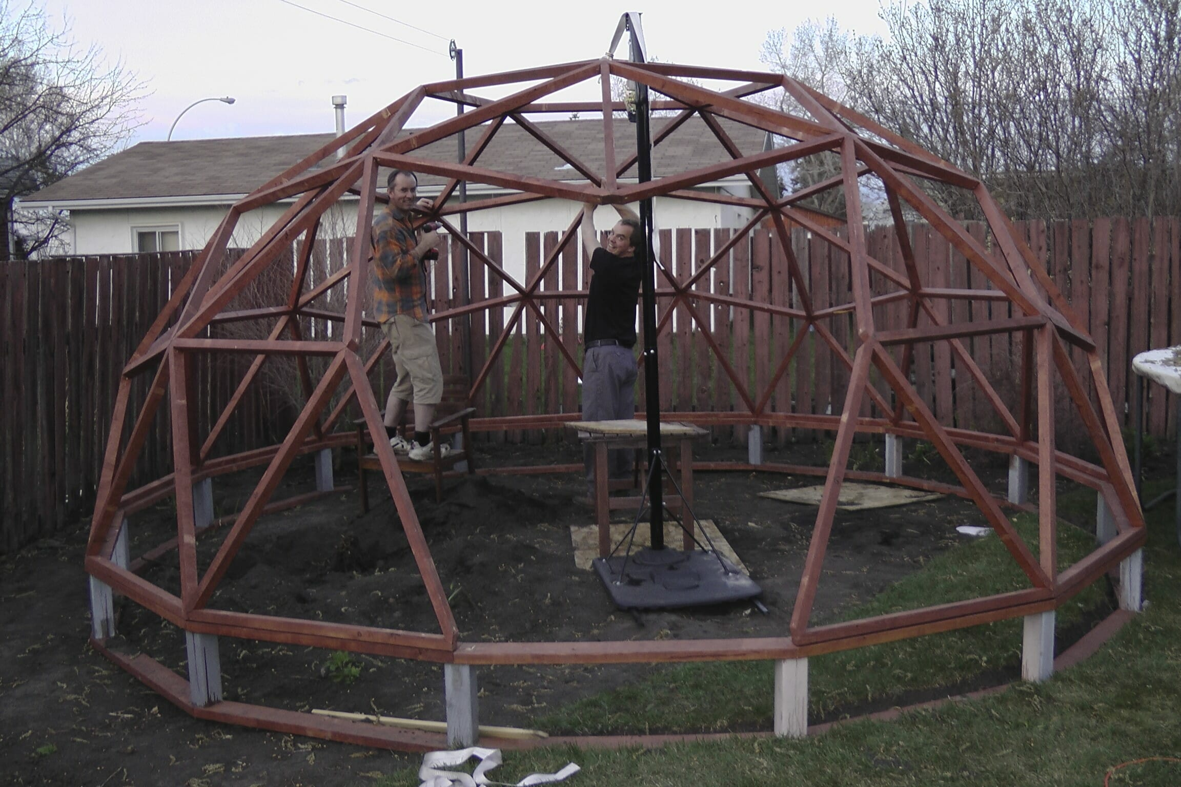 Geodesic dome greenhouse even omahdesigns net for Green home blueprints